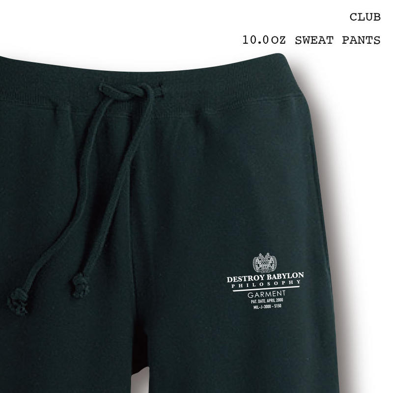 Club / 10.0oz Sweat Pants
