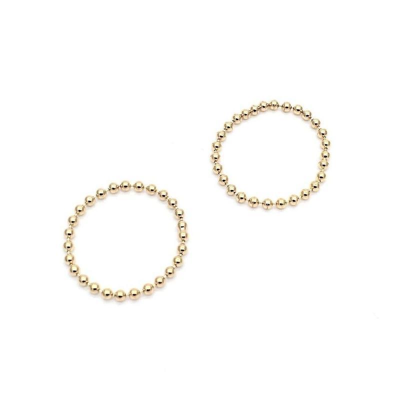 Ball chain ring