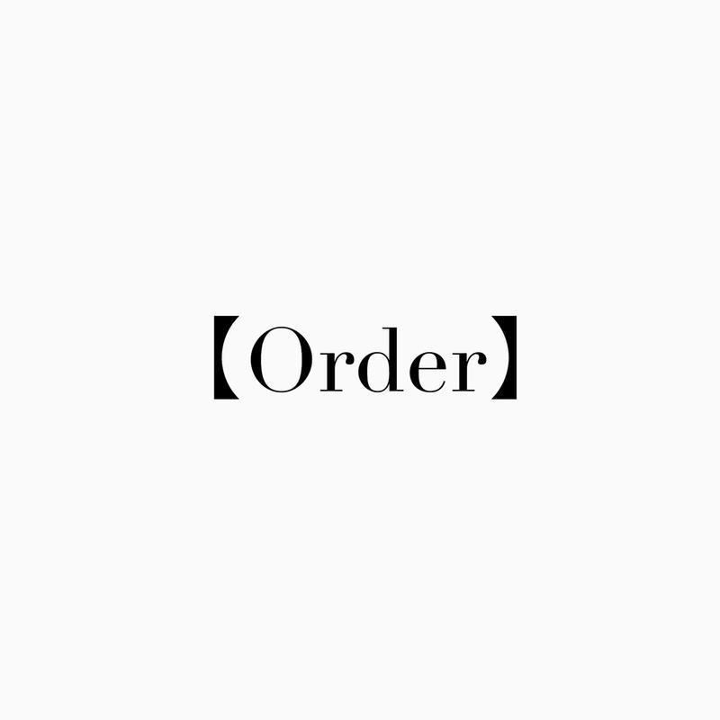【Order】