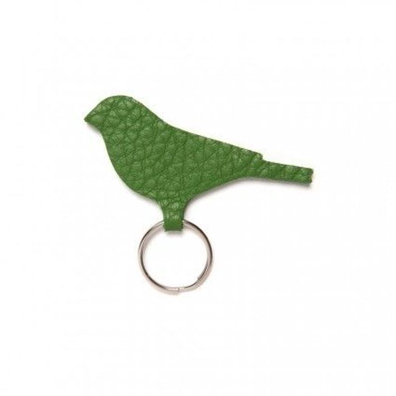 Tweet Bird keyring フレッシュグ リーン - Keecie
