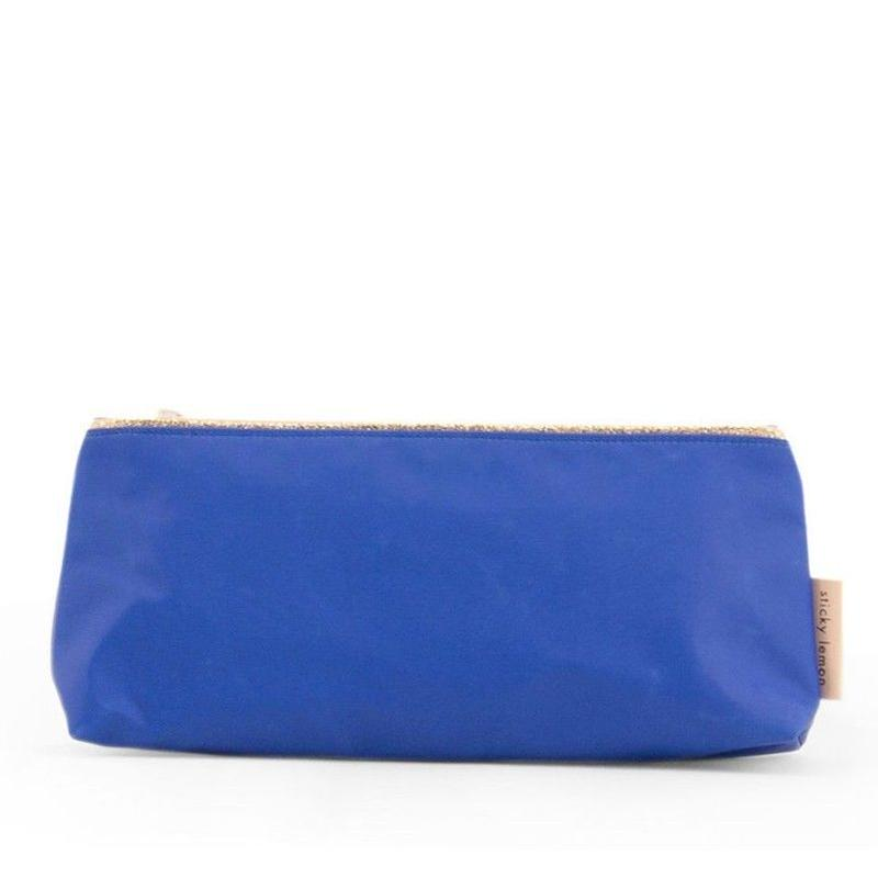 ペンケース  LARGE INK BLUE - STICKY LEMON