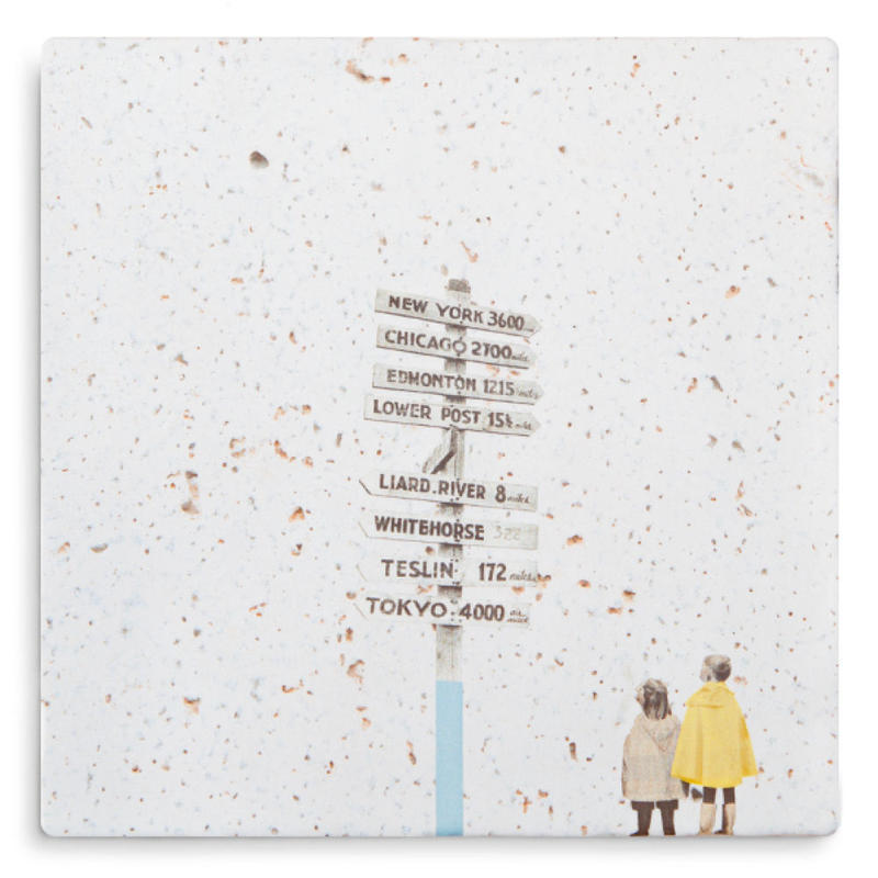 StoryTiles タイル  World Travellers 10x10