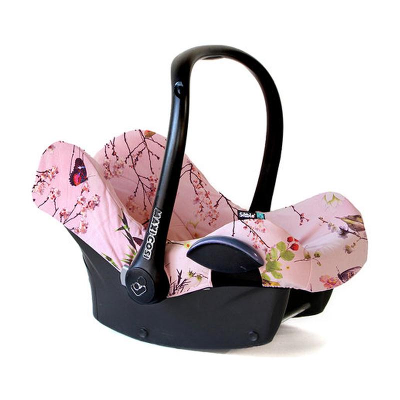 新生児用Maxi-cosiシートカバー ASIAN CHERRY