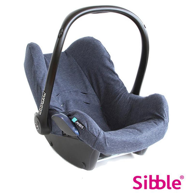 Sibble Maxi-cosi専用シートカバー ジーンズカラー