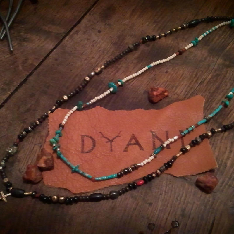 DYANI  Randomline / Long Necklace