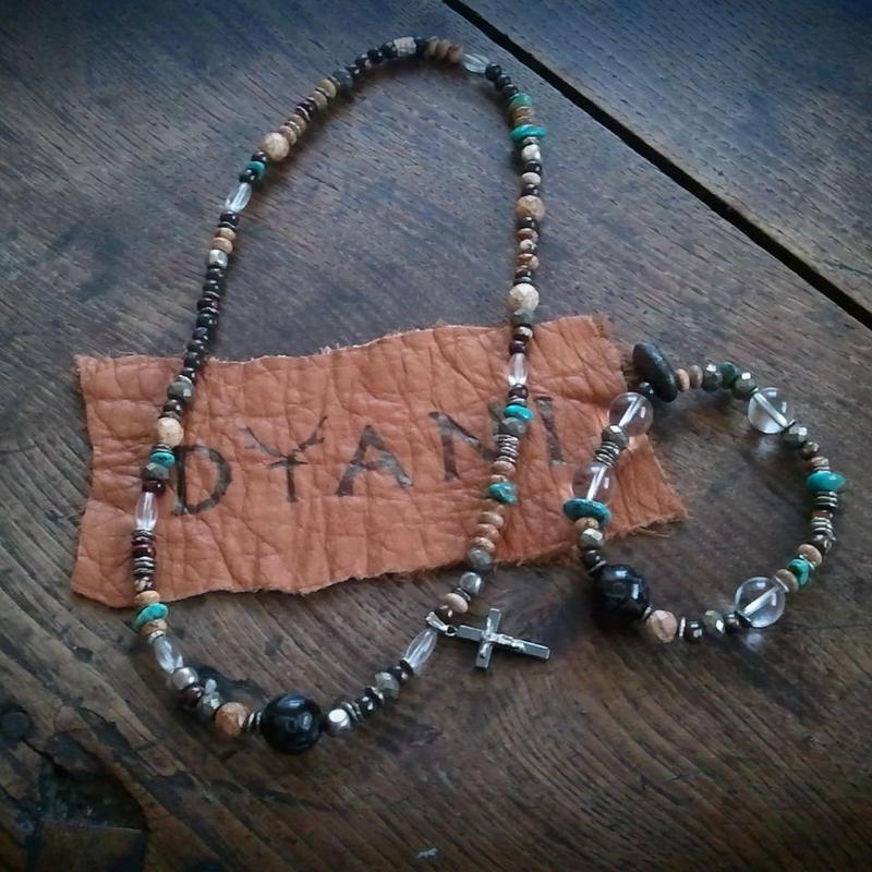 DYANI  MIXline / Necklace & Bracelet