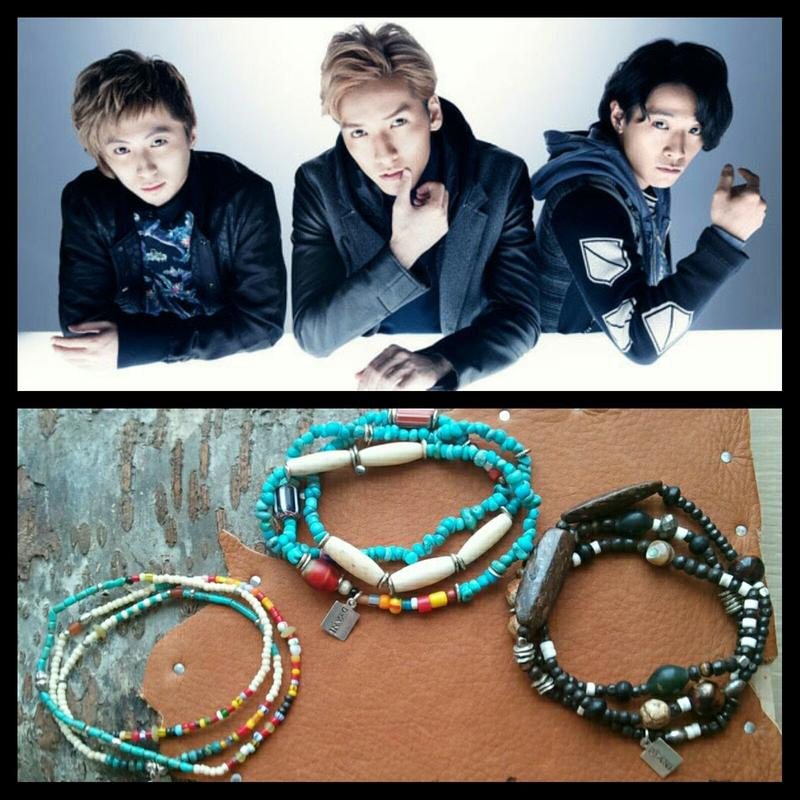 Presents for w-inds
