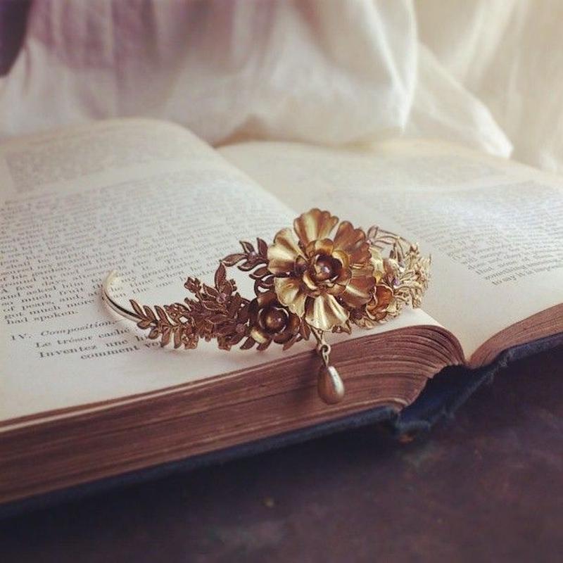 小さなお姫様のティアラ〈花〉