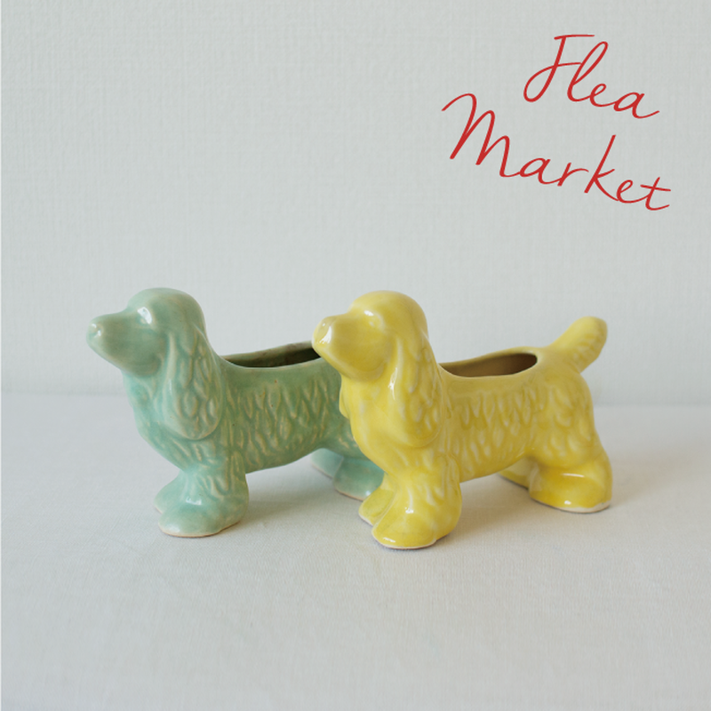 Flea Market Items | Dog  Fig