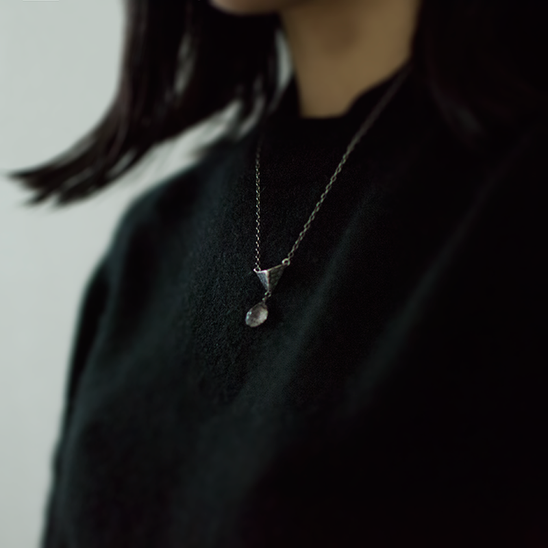 JIVITA | Snake Canyon Necklace