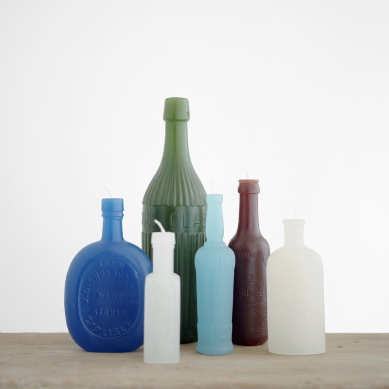 Bottle Candle | Set