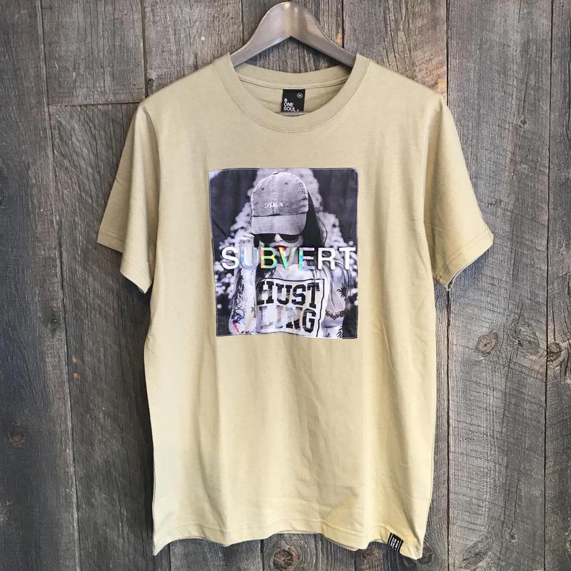 フォトエンボスTシャツ 9570074