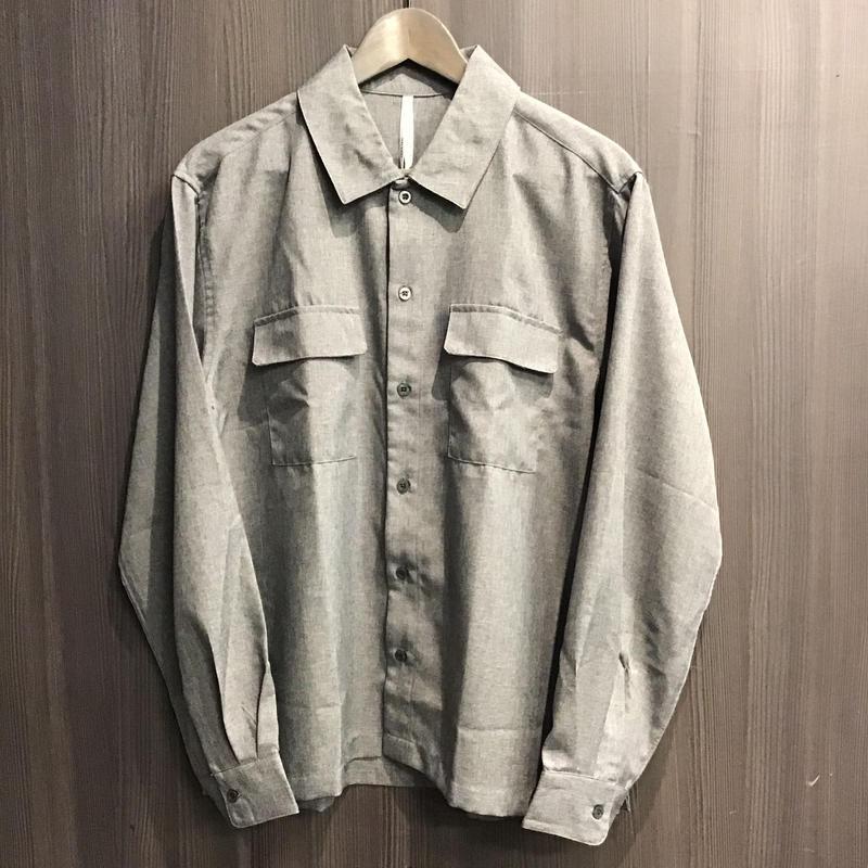 ポリトロ ワークポケ シャツ