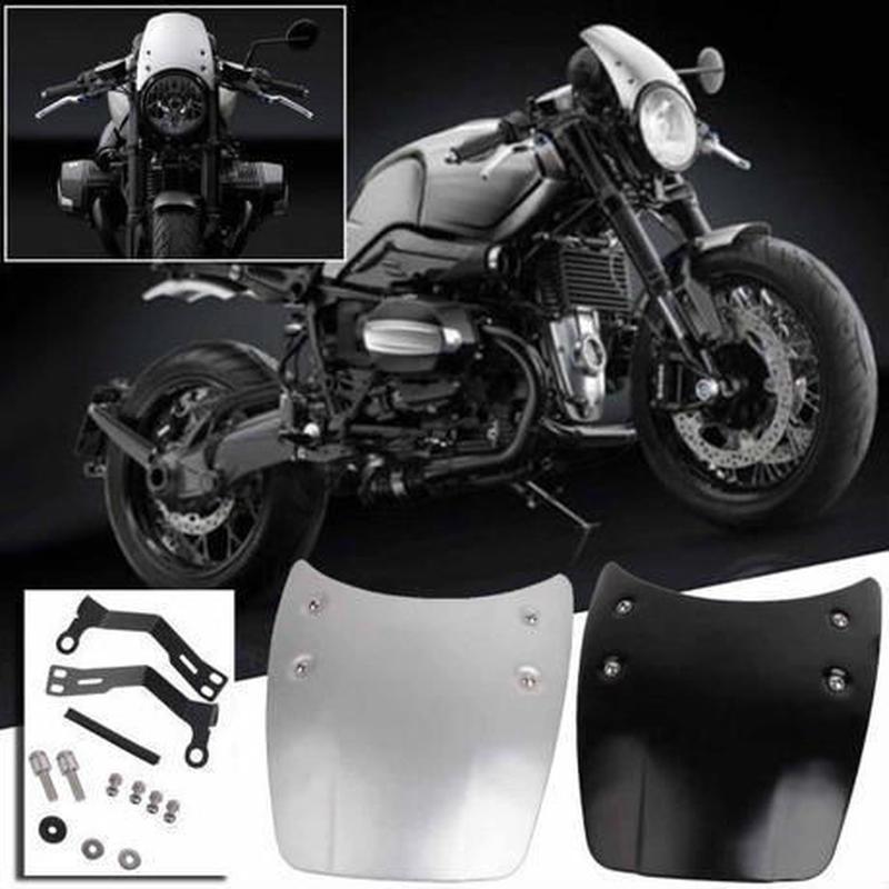 R nine T 14-16 アルミ フロント シールド スクリーン パネル バイク オートバイ 高品質