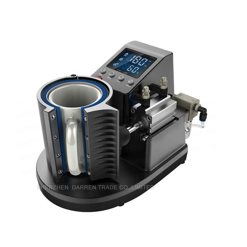 マグカップ ヒートプレス機 ST110 熱転写機 業務用