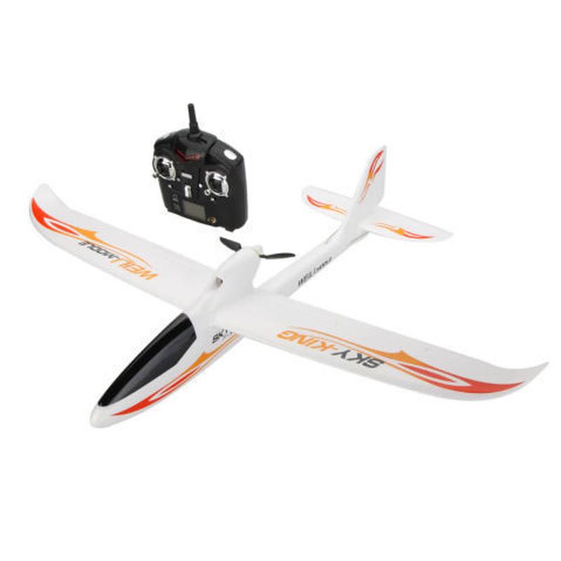 ラジコン飛行機 Wltoys F959 SKY-キング2.4G 3CHラジオコントロールRC飛行機航空機RTFバージョン