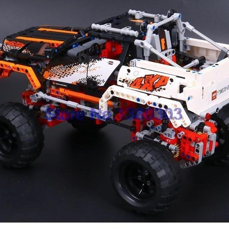 LEGO( レゴ ) 風 テクニック 4WDクローラー 9398 海外製品 ◆レゴブロック 互換◆