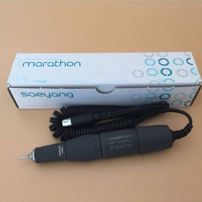 マイクロモーター 研磨機 ハンドピースmarathon SDE-H37L1 35000rpm 歯 デンタル 模型 プラモデル