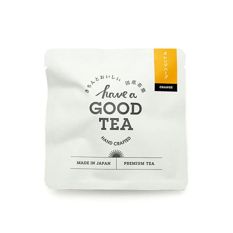 オレンジハーブティー(T-bag 1個入り)