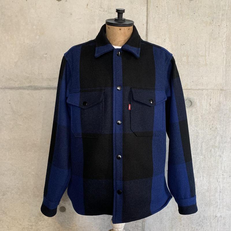 H&S Check CPO Shirt