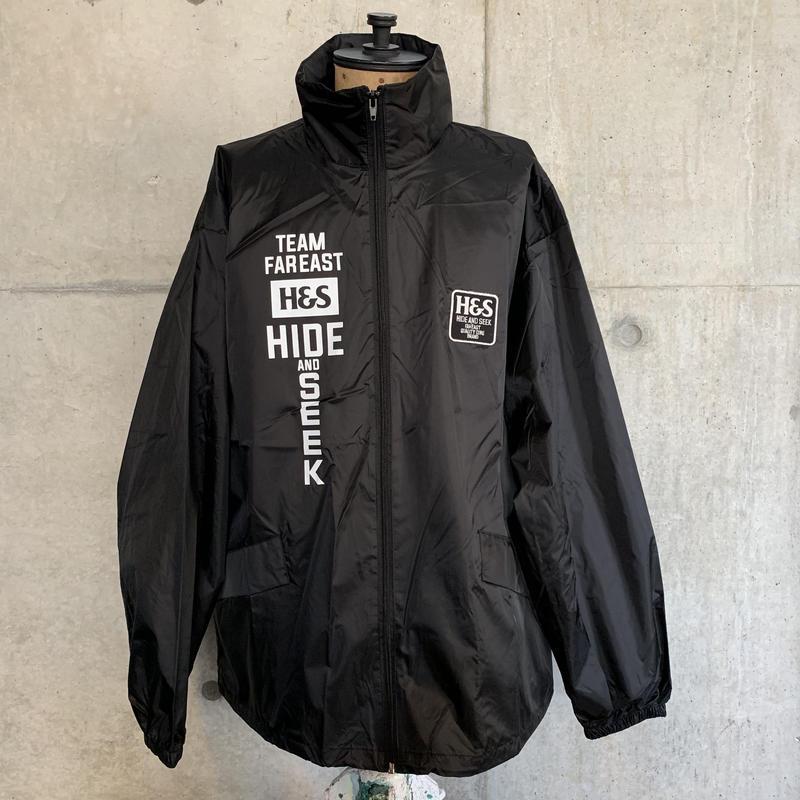 H&S Nylon Sports Zip JKT