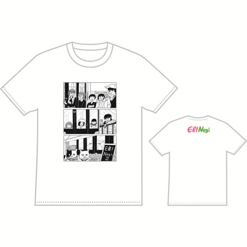 エビネギ2Tシャツ