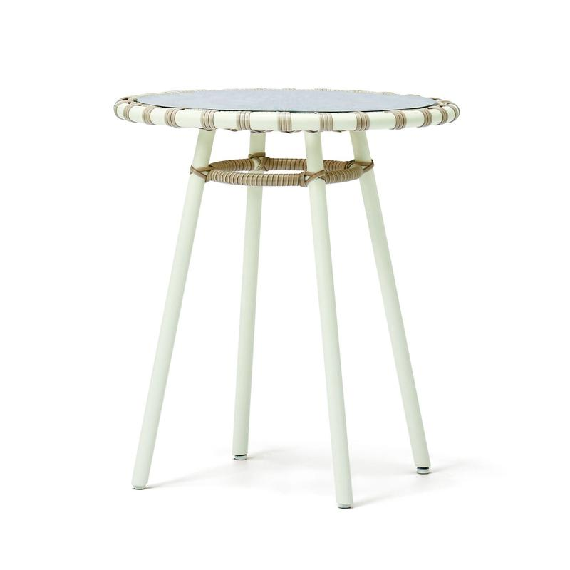 ASPLUND DAHLIA TABLE CREAM