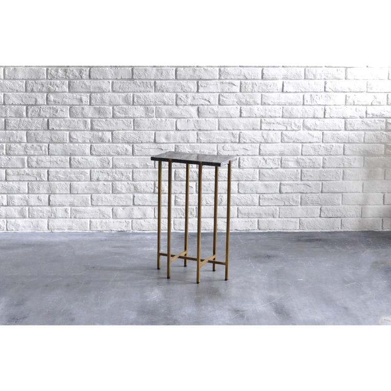 PD Marble Metal Table