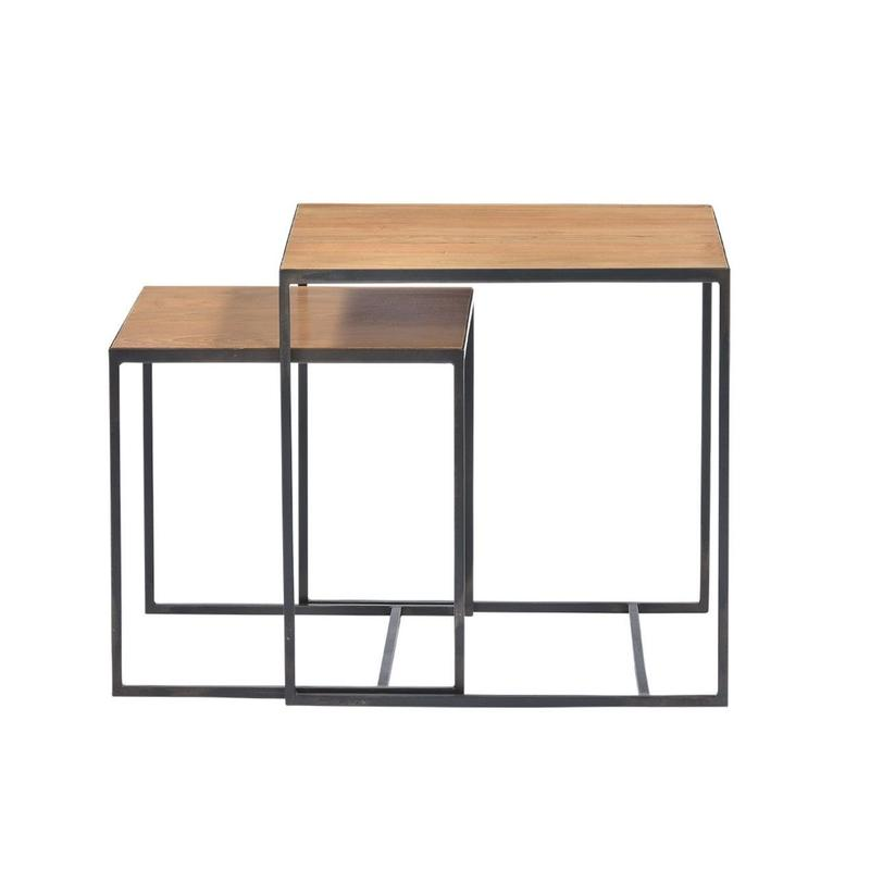 dareels TWO NEST TABLE