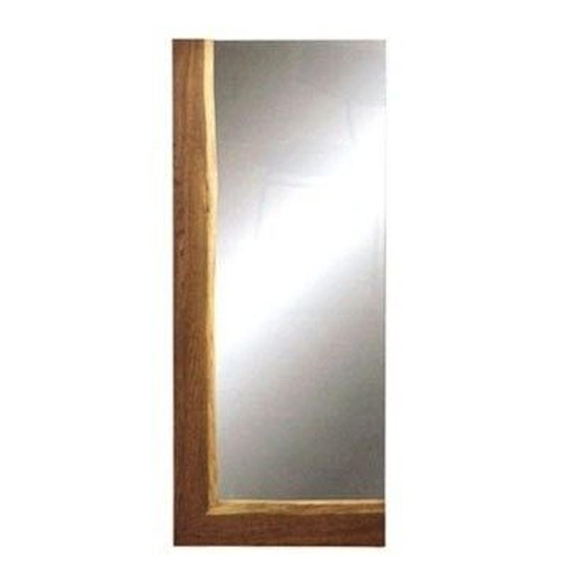 SQUARE ROOTS  PRANA MIRROR SMOKED OAK