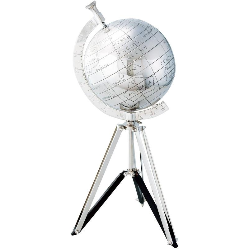 ASPLUND GLOBE  ON STAND
