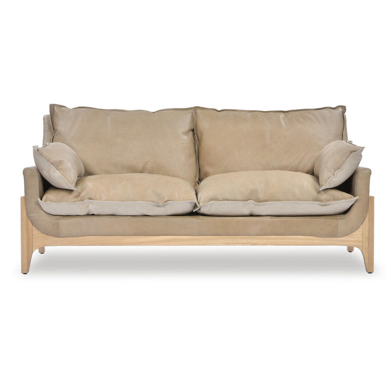 BLEU NATURE WOODNEST 2P SOFA