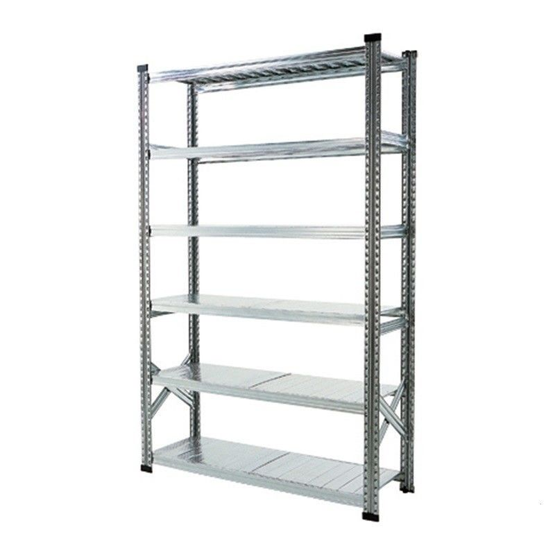 METALSISTEM  6TIER STEEL SHELF W900