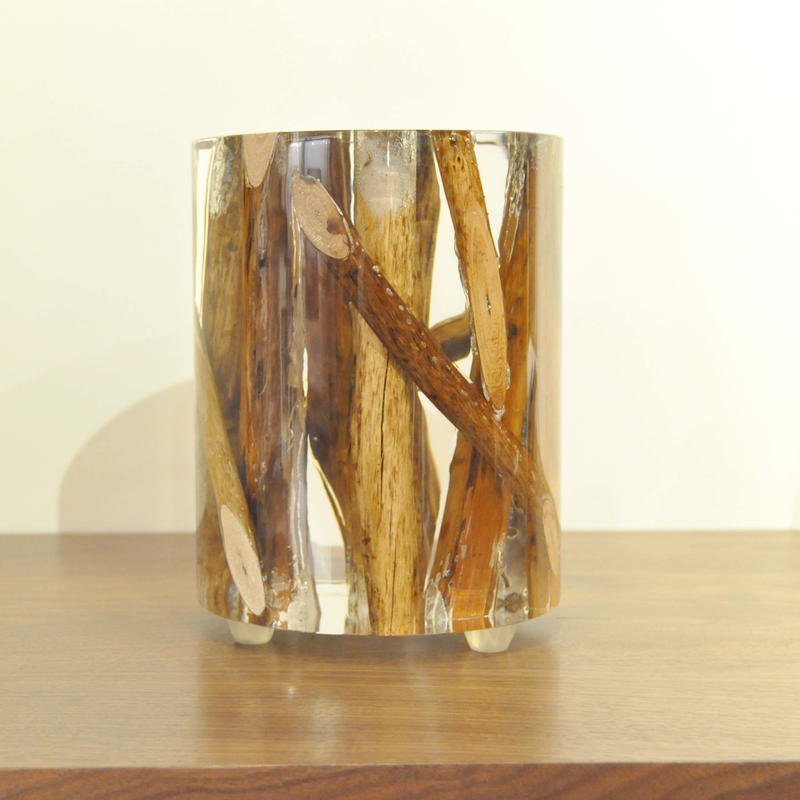 BLEU NATURE   ICE BRANCHES/Natural Wood S