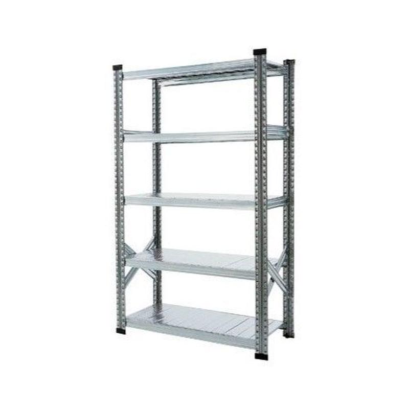 METALSISTEM  5TIER STEEL SHELF W900