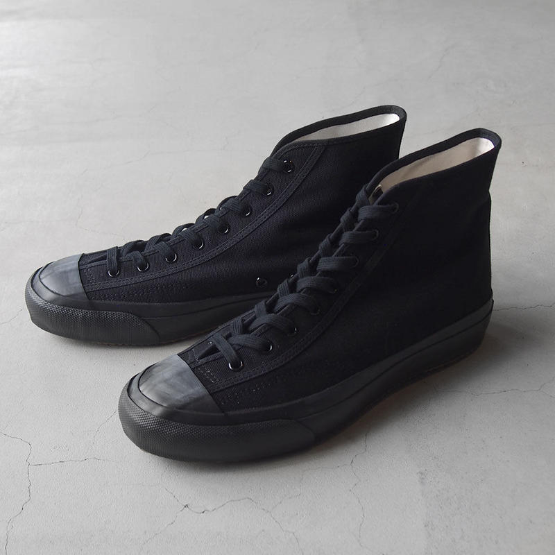 MOONSTAR GYM CLASSIC HI BLACK