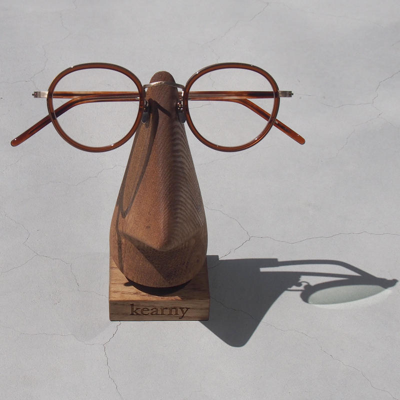 Kearny Orville brown smoke (clear lens)