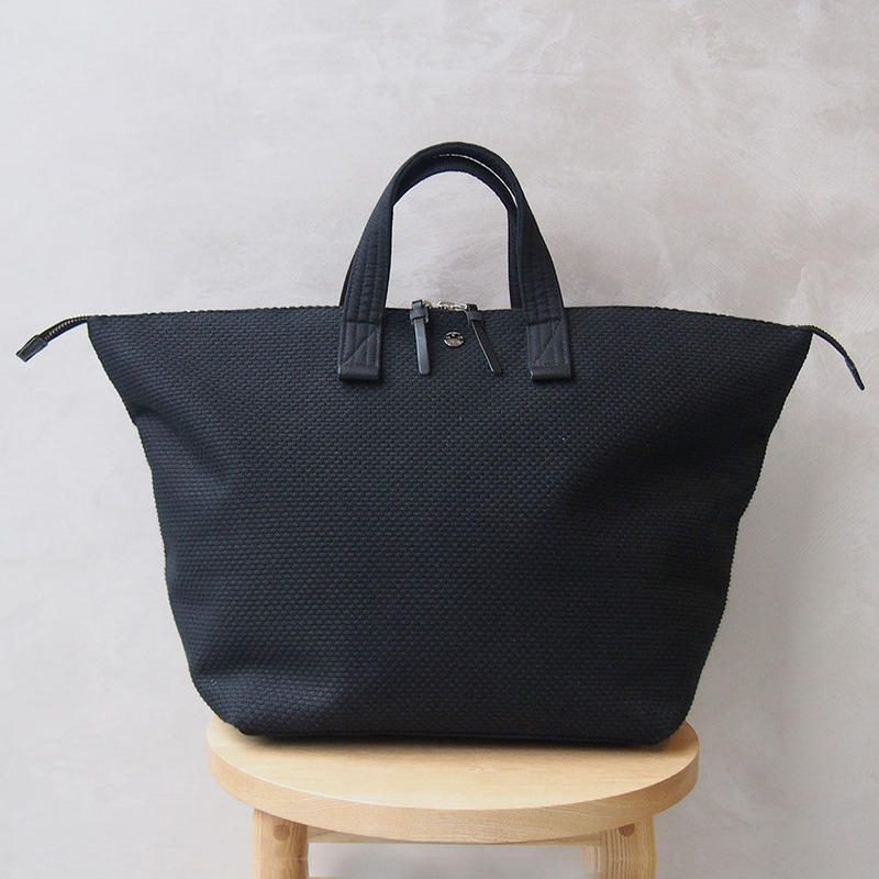 CaBas N°32-Bowler bag medium Black