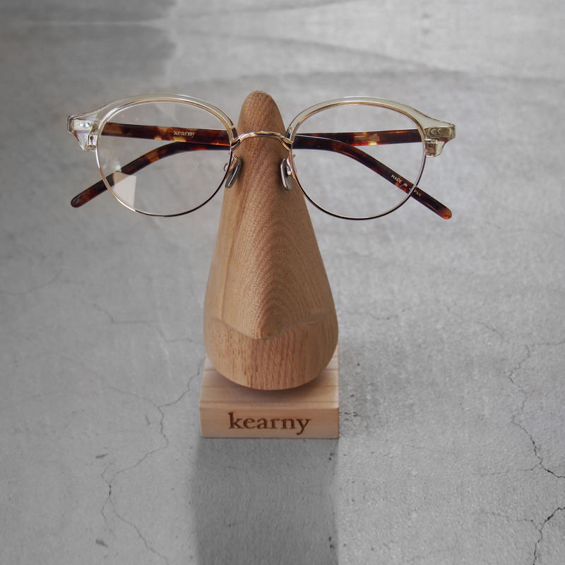Kearny Sirmont brow clear yellow/ tortoiseshell (clear lens)