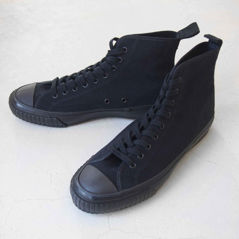 MOONSTAR HI BASKET W BLACK