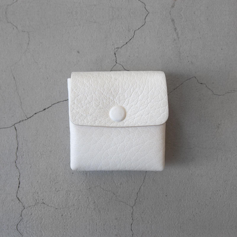 Aeta DEER COIN CASE WHITE