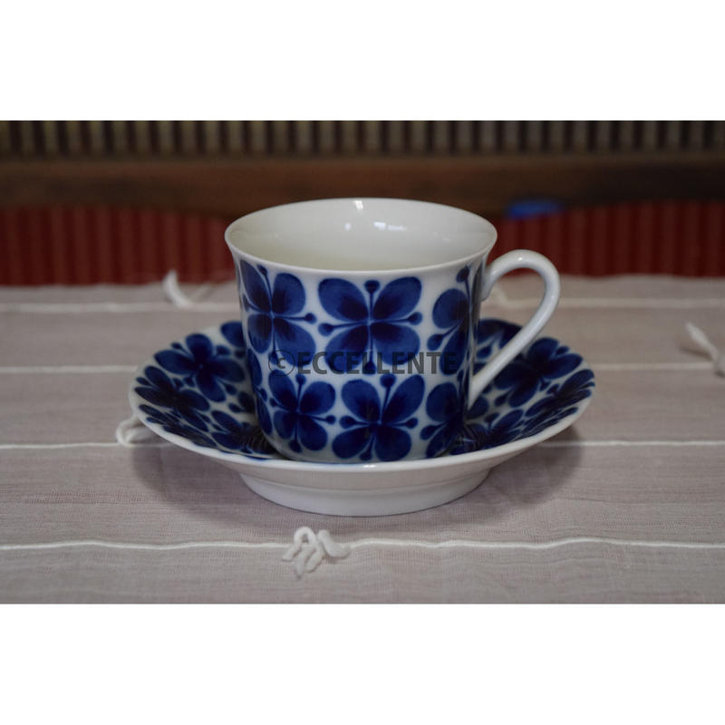 【北欧ヴィンテージ】【ロールストランド】モナミ コーヒーカップ&ソーサー