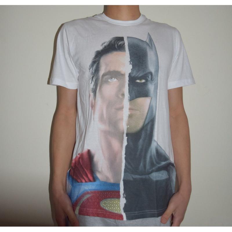 【プライマーク】PRIMARK x BATMAN vs SUPERMAN  Tシャツ&スウェットショーツ