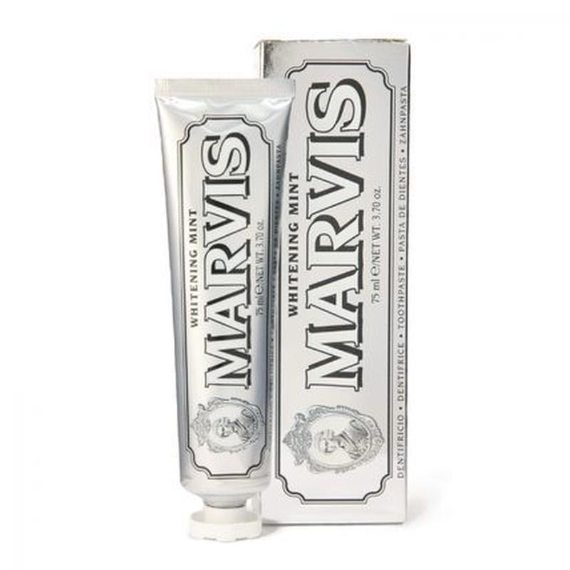 イタリア MARVIS大容量 75mlホワイトニング歯磨き粉 お得な2本セット