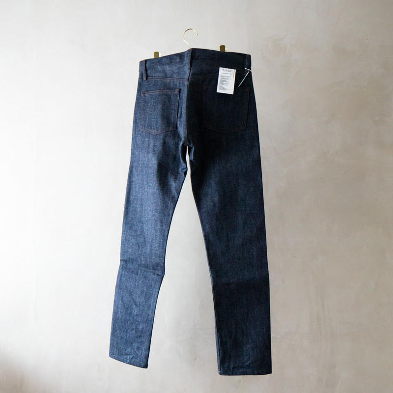 TUKI #0024 【type1】 INDIGO DENIM