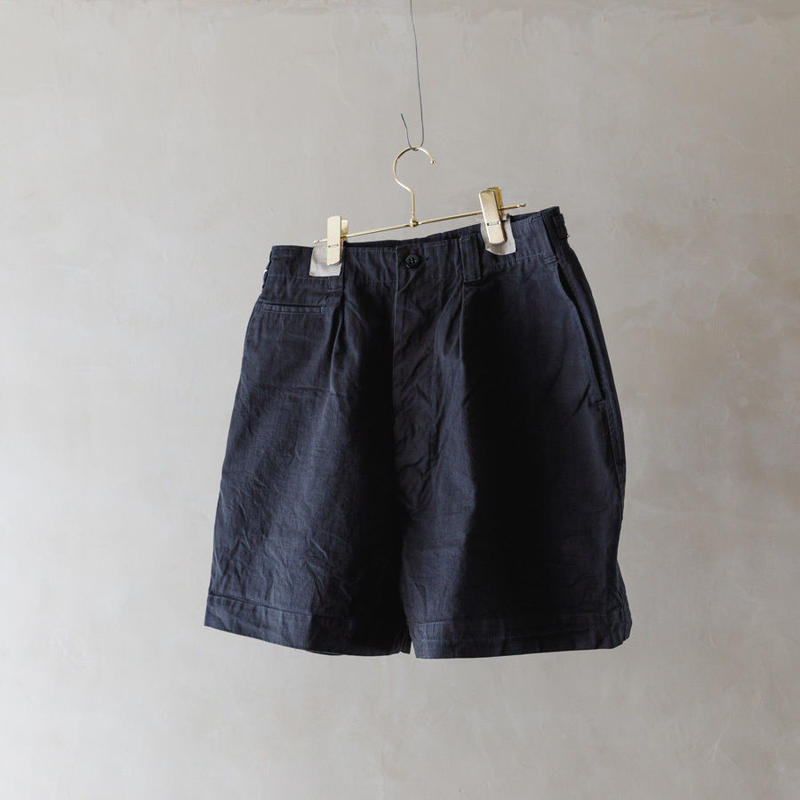 TUKI #0113【field shorts フィールドショーツ】steel blue