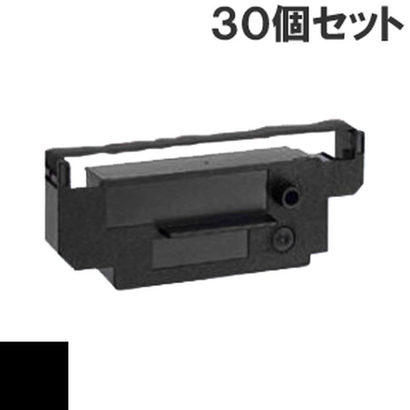 IR-51  ( B ) ブラック インクリボン カセット CITIZEN (シチズン) 汎用新品 (30個セットで、1個あたり800円です。)