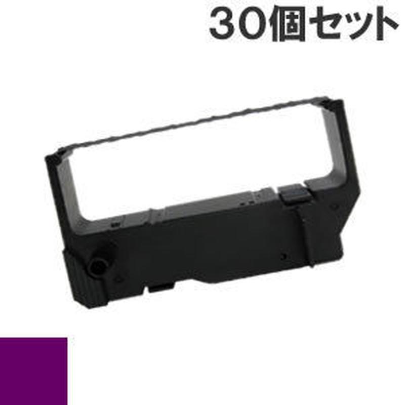 RC200 ( P ) パープル インクリボン カセット STAR(スター精密) 汎用新品 (30個セットで、1個あたり750円です。)