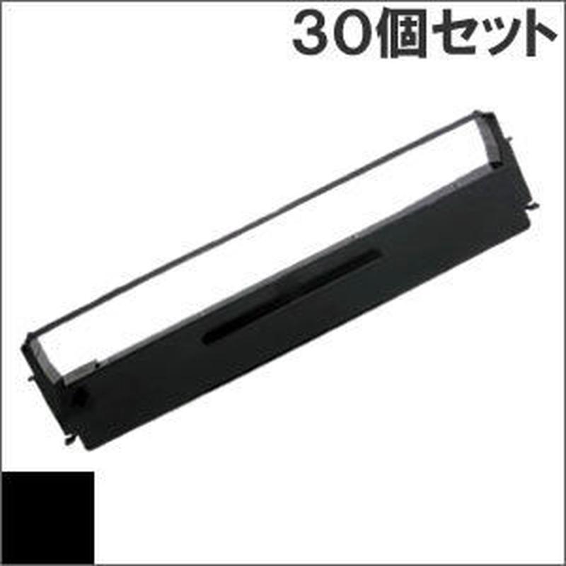 ERC-04 ( B ) ブラック / リボンカートリッジ #8750 7Q1MP80 EPSON(エプソン) 汎用新品 (30個セットで、1個あたり780円です。)