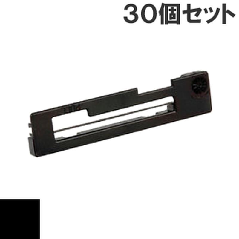 IR-91  ( B ) ブラック インクリボン カセット CITIZEN (シチズン) 汎用新品 (30個セットで、1個あたり500円です。)